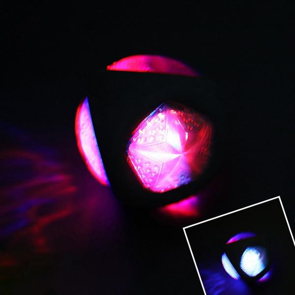 반짝반짝 불빛 공 장난감