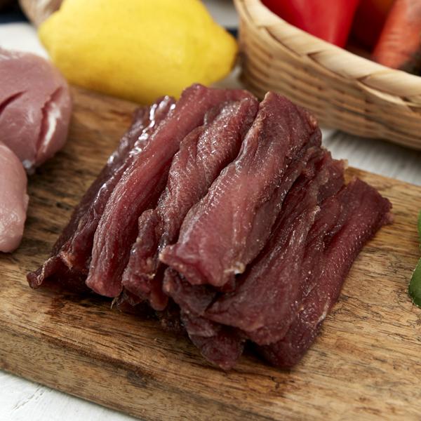 프레시봄 반려동물 수제간식 쫀득 돼지안심저키 50g