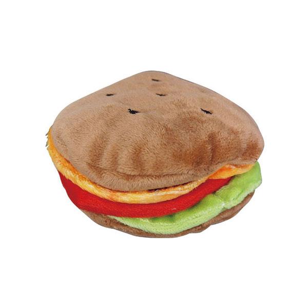 햄버거 삑삑이 패스트푸드 봉제인형