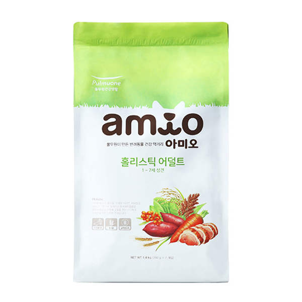 아미오 홀리스틱 어덜트 1.4kg