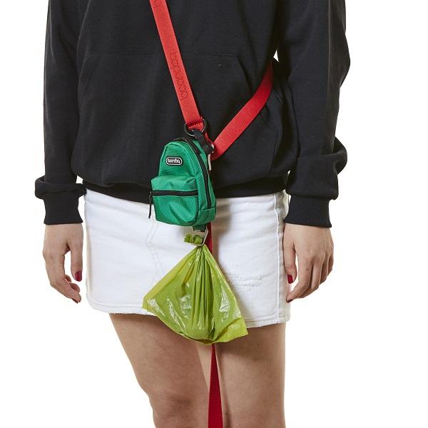 분독 배변봉투 캐리어 가방 G백 레드