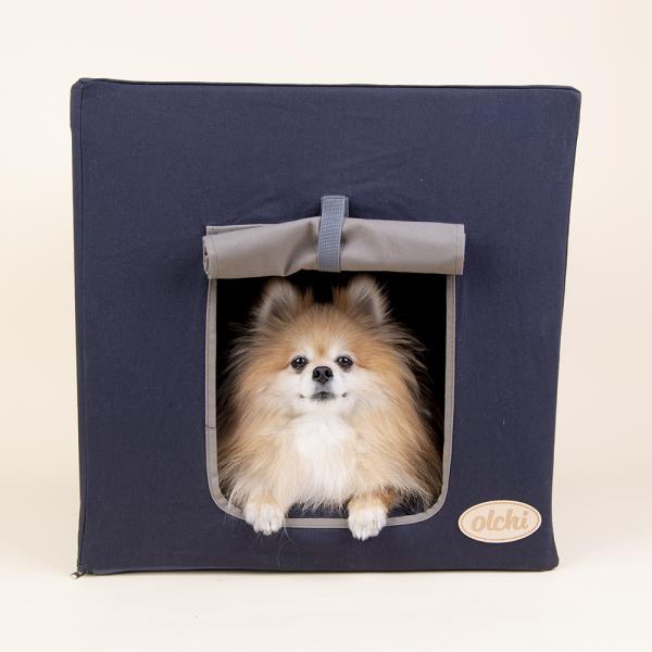 퍼피아 올치 반려동물 사각 텐트 하우스