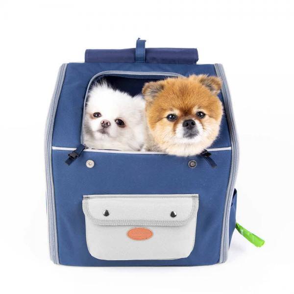퍼피아 올치 반려동물 이동장 백팩가방