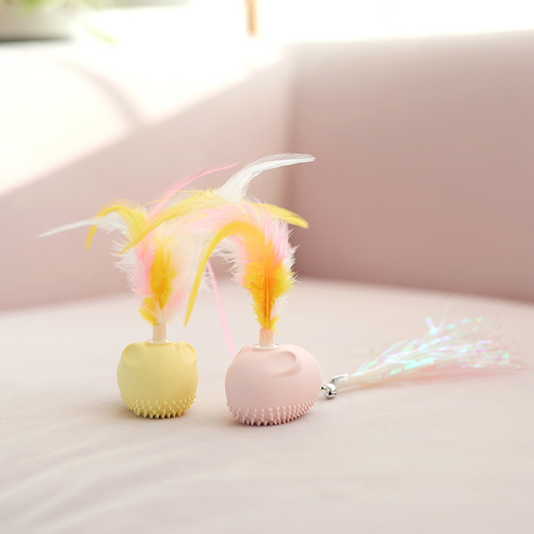 앱코 오엘라 고양이 전동 장난감