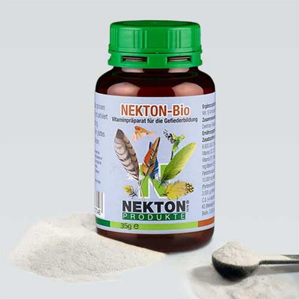 넥톤 비오틴 3g - 깃털 부리 영양제 (모든 앵무새)