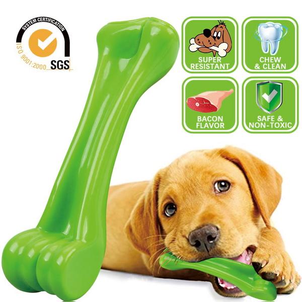 리스펫 강아지 베이컨본 도그츄 치석제거 장난감