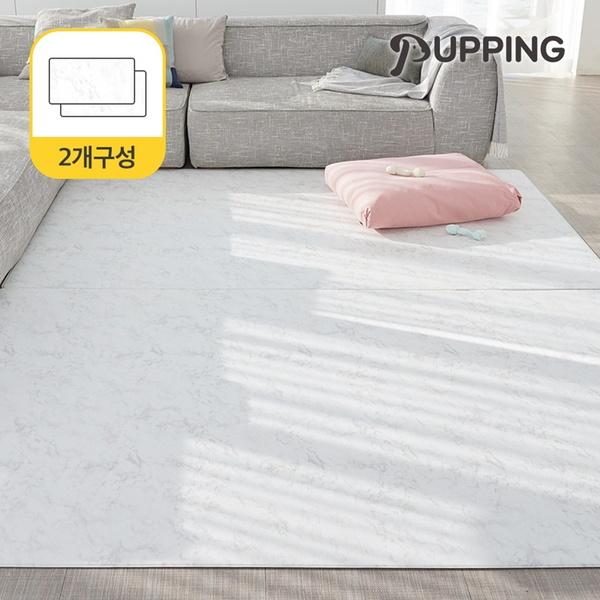 [2개구성] 퍼핑 펫매트 러그타입 모던디자인 L (240X140X0.6cm) 5종택1