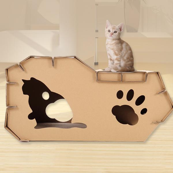 고양이스크래쳐 필라인하우스 포포키