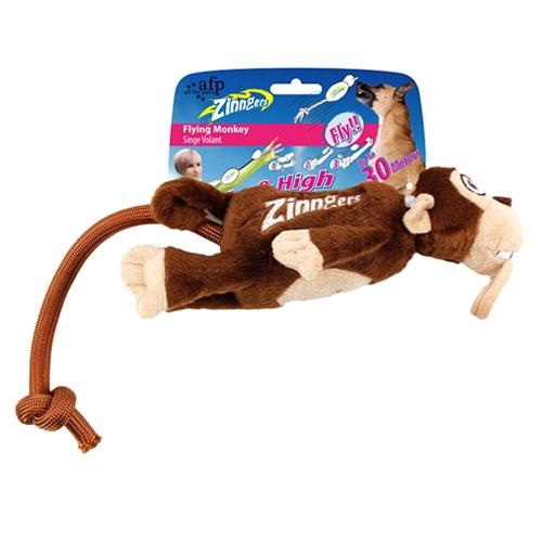 징거 3284 플라잉 몽키 강아지 장난감