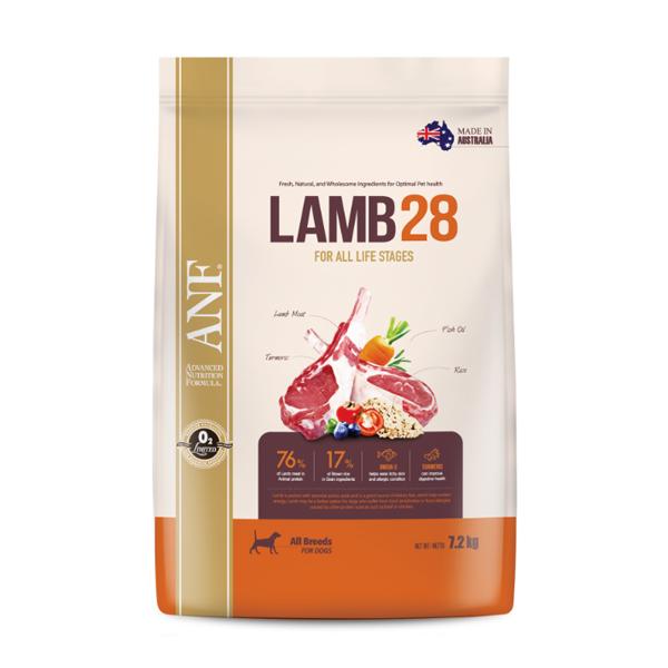 ANF 프리미엄 램28 양고기 7.2kg