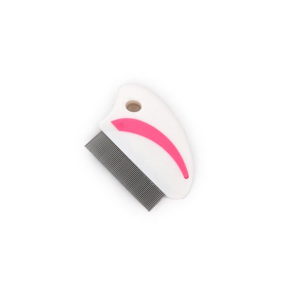 쏘아베 핑크 안면빗 반달형 브러쉬