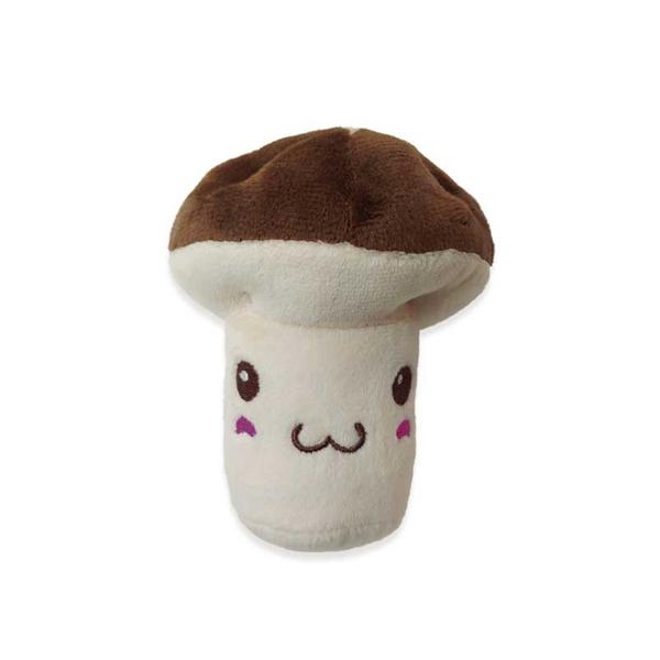 페로가토 강아지 장난감 버섯 인형