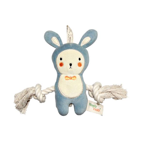 심플리파이도 블루버니 로프 오가닉장난감