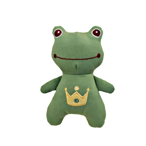 심플리파이도 캔버스 개구리 오가닉장난감