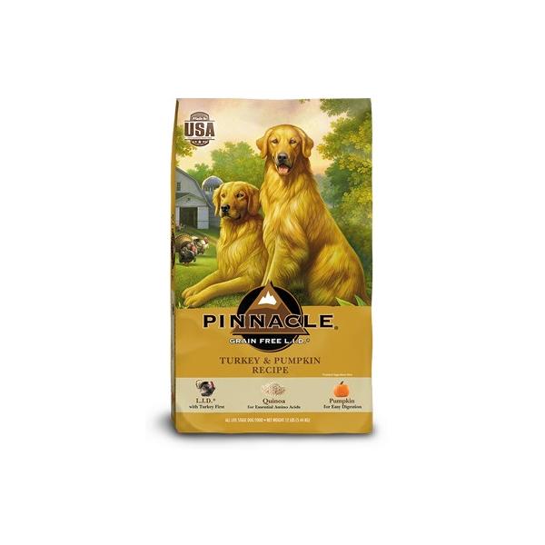 아보덤 강아지 사료 피너클 칠면조 앤 펌킨 4.7kg