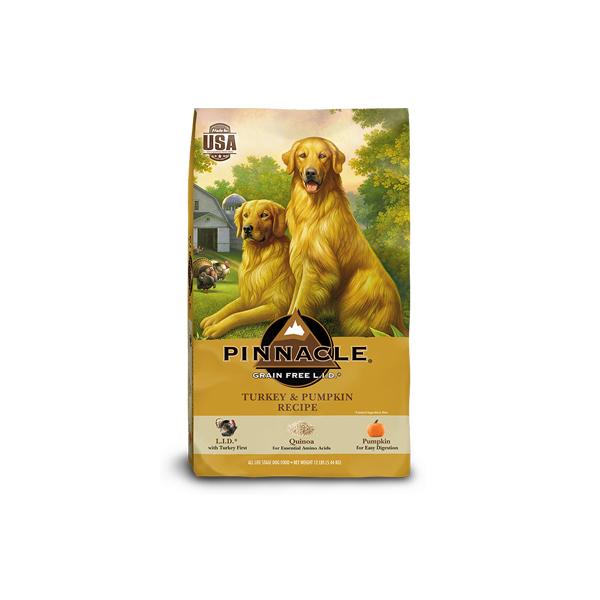 아보덤 강아지 사료 피너클 칠면조 앤 펌킨 10.89kg
