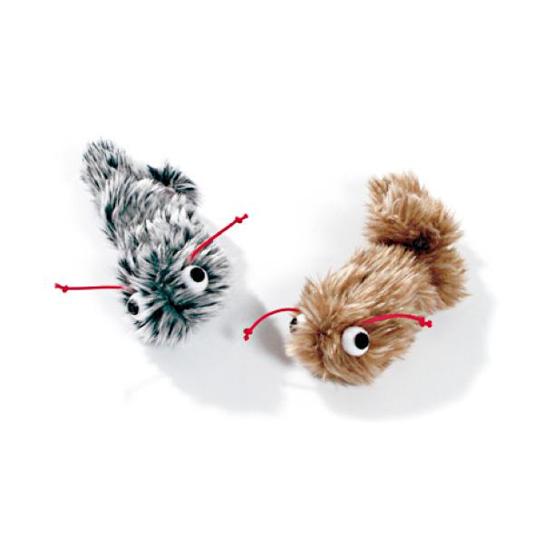 칼리플라밍고 고양이 애벌레 장난감 빌리(색상랜덤)